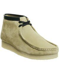 Clarks - Wu Wear Wallabee Boots - Lyst