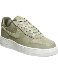 Nike - Air Force 1 '07 Trainers - Lyst
