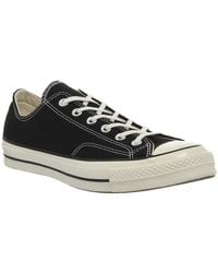 Converse All-star Ox '70 Low-top Trainers - Black