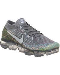 c065be836c0f9 Lyst - Nike Air Vapormax Flyknit in Gray for Men