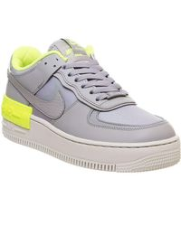 Nike - Air Force 1 Shadow Trainers - Lyst