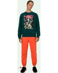Off-White c/o Virgil Abloh - Caravaggio Painting パーカー - Lyst
