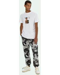 Off-White c/o Virgil Abloh CARAVAGGIO Boy S/s T-shirt - White