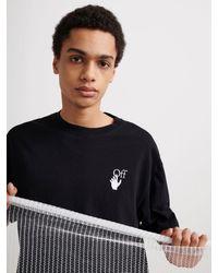 Off-White c/o Virgil Abloh - Carav Arrows Tシャツ - Lyst