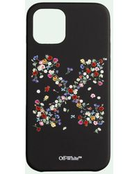 Off-White c/o Virgil Abloh - Flowers Iphone 12 Pro Max ケース - Lyst