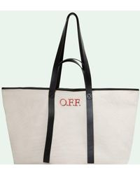 Off-White c/o Virgil Abloh Commercial ハンドバッグ - マルチカラー