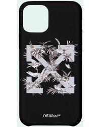 Off-White c/o Virgil Abloh Iphone 11 Pro Case - Zwart