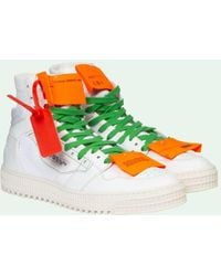 Off-White c/o Virgil Abloh - Baskets montantes Off-Court 3.0 - Lyst