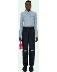 Off-White c/o Virgil Abloh Cargo Pants - Black