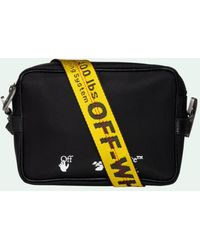 Off-White c/o Virgil Abloh Crossbody Bag - Black