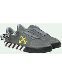 Off-White c/o Virgil Abloh Low-top Sneakers - Grijs