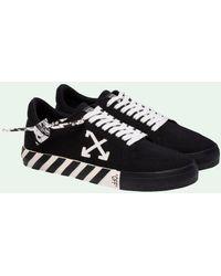 Off-White c/o Virgil Abloh Sneakers Met Logopatch - Zwart