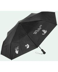 Off-White c/o Virgil Abloh Black Foldable Umbrella