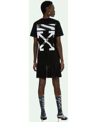 Off-White c/o Virgil Abloh - Liquid Arrows Tシャツ - Lyst