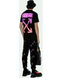 Off-White c/o Virgil Abloh - Marker Tシャツ - Lyst