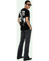 Off-White c/o Virgil Abloh - Camiseta Pascal - Lyst