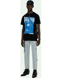Off-White c/o Virgil Abloh Monalisa Tシャツ - ブラック