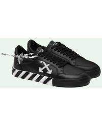 Off-White c/o Virgil Abloh Sneaker Homme - Noir