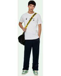 Off-White c/o Virgil Abloh - Big Ow グラフィックtシャツ - Lyst