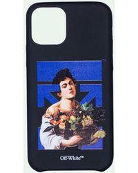 Off-White c/o Virgil Abloh Caravaggio Boy Iphone 11 Pro ケース - ブラック