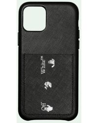 Off-White c/o Virgil Abloh - ロゴ Iphone 11 Pro ケース - Lyst