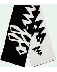 Off-White c/o Virgil Abloh - ロゴ スカーフ - Lyst