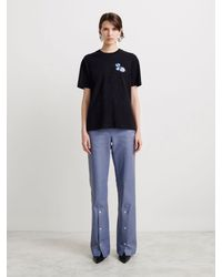 Off-White c/o Virgil Abloh - Floral-arrows Tシャツ - Lyst