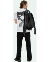 Off-White c/o Virgil Abloh - Black Marker S/s T-shirt - Lyst