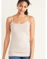Old Navy First-layer Tunic Cami - Natural