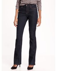 Old Navy Original Boot-cut Jeans - Blue
