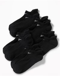 Old Navy - Athletic Ankle Socks 5-pack - Lyst
