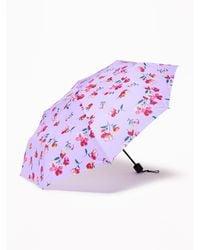 Old Navy Printed Umbrella - Purple