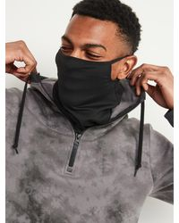 Old Navy Go-dry Performance Gaiter For Adults - Black