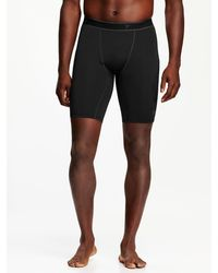 Old Navy Go-dry Base-layer Shorts - Black
