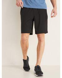 Old Navy Go-dry Shade Hybrid Jogger Shorts - Black