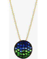 Phillips House Marea Mini Infinity Necklace - Blue