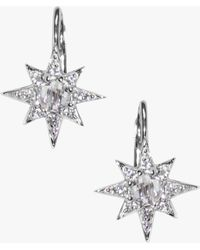 Anzie - Aztec Starburst Drop Earrings - Lyst