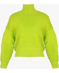 Tanya Taylor Women's Liliana Knit Sweater - Green