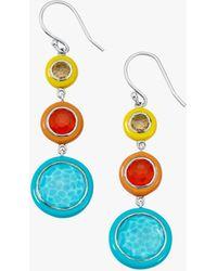 Ippolita - Carnevale Three-tier Drop Earrings - Lyst