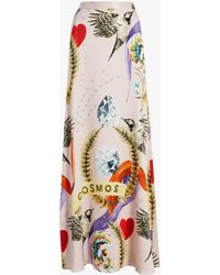 Temperley London Women's Clementina Skirt - Multicolor