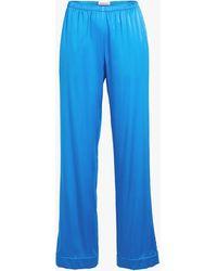 Adriana Iglesias Women's Alessia Pj Pants - Blue
