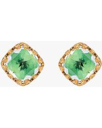 Larkspur & Hawk - Jane Small Post Earrings - Lyst