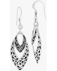 Lois Hill - Drop Earrings - Lyst