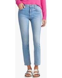 Joe's Jeans Women's Favorite Daughter X Joe's - Erin High-rise Straight Jeans - Blue