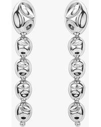 Monica Sordo Puerto Drop Earrings - Metallic