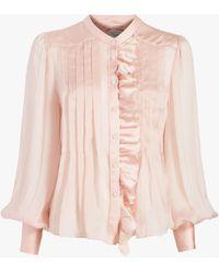 Temperley London Women's Penny Shirt - Pink