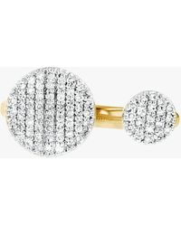 Phillips House - Infinity Double Open Ring - Lyst