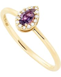 Alison Lou - A Diamond Stack Ring - Lyst