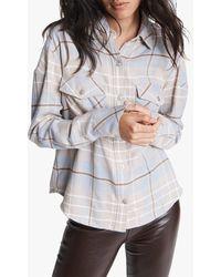 Rag & Bone Women's Cruz Shirt - Gray