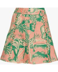 Chufy Desta Skirt - Green